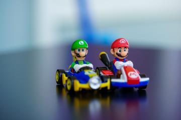 Juguetes de Nintendo llegan a Burger King México