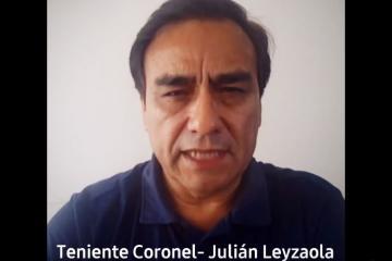Julián Leyzaola responde ante obstáculos de la FGE para su...