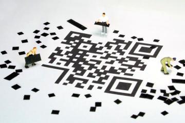 La historia del código QR y su relación con un juego de estrategia