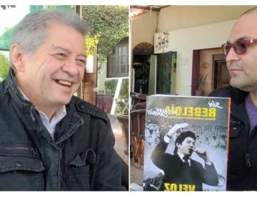 Jaime Martínez Veloz se reúne con Jousin Palafox en una sesión...