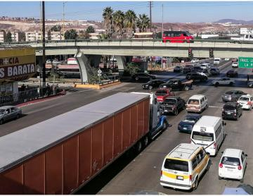Baja California will remain under the yellow traffic light for the...