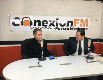 Jaime Martínez Veloz charla en Conexión FM sobre la crisis de...