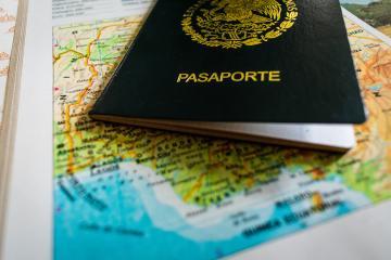Nuevo pasaporte electrónico mexicano se comenzará a emitir este 2021