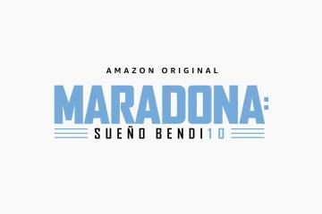"""Teaser """"Maradona: Sueño Bendito"""""""
