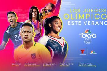 Telemundo será la sede en español en EEUU de los Juegos...