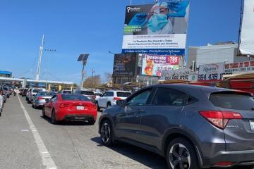 Consulado de EEUU: Sigue vigente restricciones entre Tijuana y San...