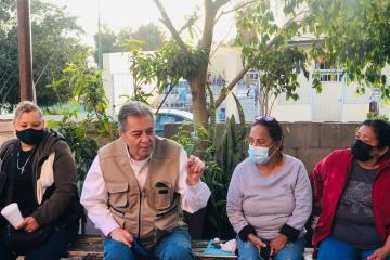 Jaime Martínez Veloz propone programa para mejorar vivienda de...