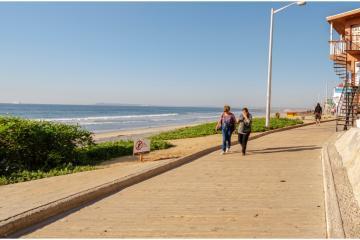 Baja California continuará con fuertes vientos y altas...