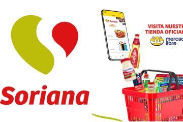 Soriana y Mercado Libre se unen para llevarte el súper a domicilio