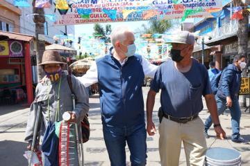 Jorge Ramos asegura que regresará seguridad a Tijuana