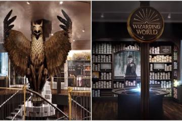 Primera tienda insignia de Harry Potter abrirá en Nueva York