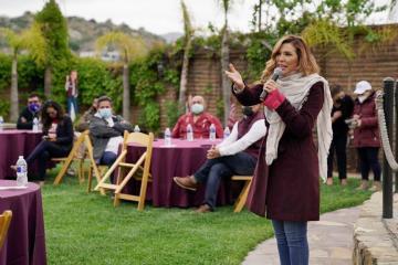 Marina del Pilar propone reactivar el Consejo Estatal de Mejora...