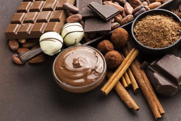 ¿Sabes cuál es el ingrediente para que el chocolate sea delicioso?
