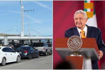 Reapertura completa en cruces fronterizos México-Estados Unidos...