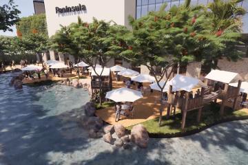 """Conoce """"Península"""" el nuevo Fashion Mall de Tijuana"""