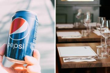 Pepsi anuncia la apertura de su propio restaurante