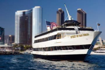 Este crucero ofrece la mejor vista de San Diego