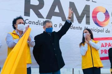 Jaime Martínez Veloz, Jorge Ramos y Lupita Jones celebran el 32...