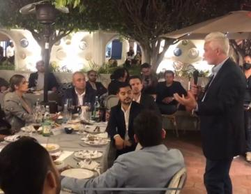 Candidato Jorge Ramos invita a la población a dignificar la labor...
