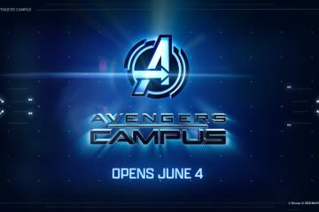 Avengers Campus en California abrirá sus puertas el 4 de junio