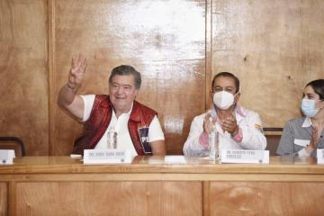 Jorge Hank Rhon presenta plan para recuperar la economía de  Baja...