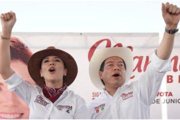 Votar por Marina del Pilar es votar por el proyecto de AMLO: Mario...