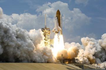 ¡Oportunidad de viajar al espacio! Subastarán boleto de viaje...