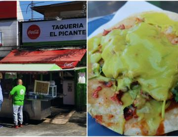 Taquería in Tijuana excels with mega tacos