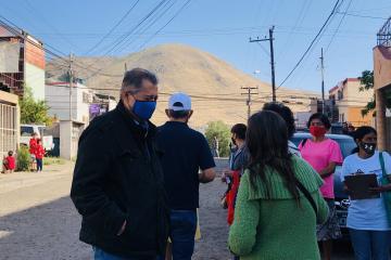 Jaime Martínez Veloz implementará un programa de apoyo a la...