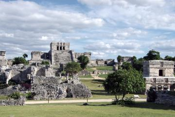 Tulum archaeological site closed due to detection of CID-19 case