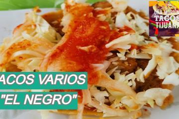 """""""Una Mordida Tacos Tijuana"""": Tacos Varios """"El..."""