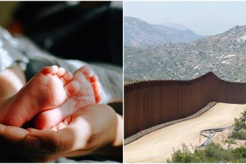 Babies are abandoned at the U.S.-Mexico border
