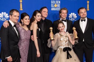 NBC cancela emisión de los Globos de Oro 2022