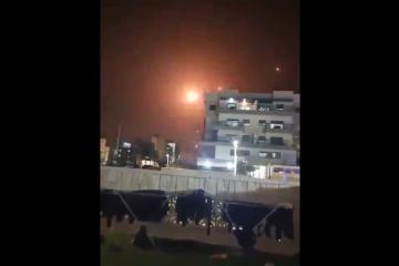 Hamas lanza cohetes a Israel