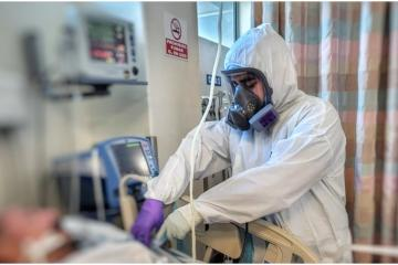 Casi 100 pacientes hospitalizados este martes en Baja California...