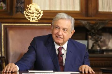 """AMLO confirma que """"ha metido las manos"""" en proceso electoral..."""