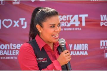Acusan a Montserrat Caballero de utilizar a su familia para fines...