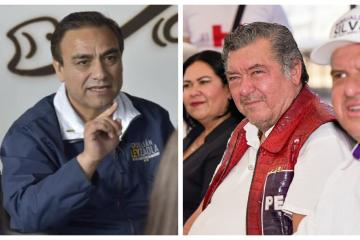 Julián Leyzaola llama a la población a votar por Jorge Hank