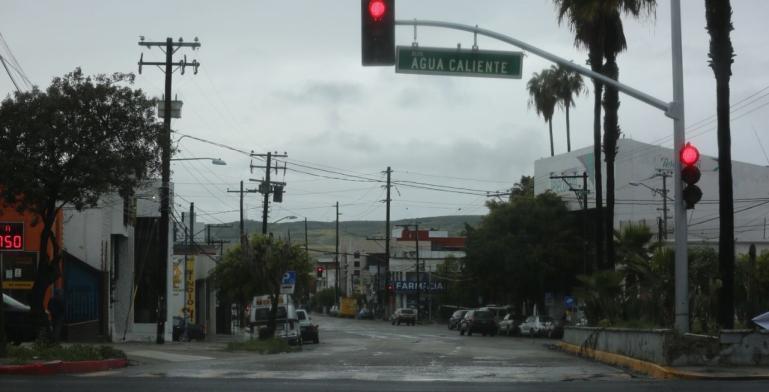 ¡Prepara el paraguas! este fin semana podría llegar lluvia a Tijuana