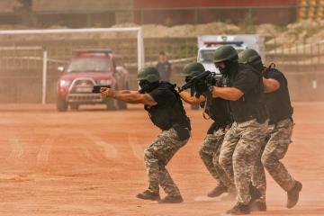 Presuntos miembros del 'Cártel de Sinaloa' son detenidos en...