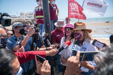 Marina del Pilar recalca la importancia de la Pesca y el Turismo en...