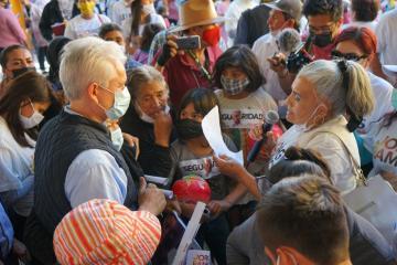Jorge Ramos regresará subsidio de agua a adultos mayores de Tijuana
