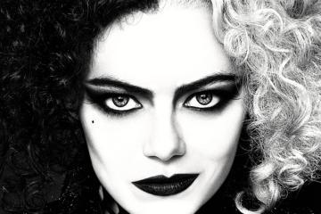 Afirman que Cruella es la combinación de Joker y El Diablo Viste a...