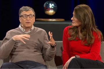 Bill Gates y Melinda anuncian divorcio por vínculos con Jeffrey...