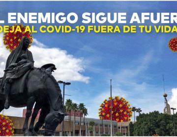 Mexicali evita que Baja California pase a semáforo verde