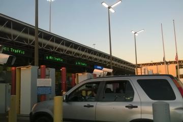 Restricciones en garita Tijuana- San Diego continuarán hasta el 20...