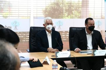 Jorge Ramos promete crear el proyecto de infraestructura más...