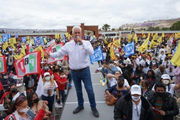 Jorge Ramos afirma que Tijuana es una ciudad llena de oportunidades