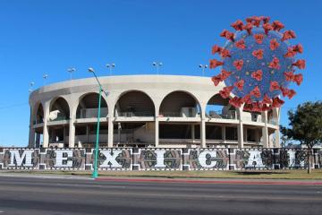 Mexicali permanece en semáforo naranja con riesgo de pasar a rojo