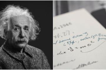 Carta de Einstein es subastada en más de un millón de dólares